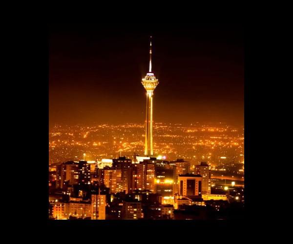 Milad Tower of Tehran: