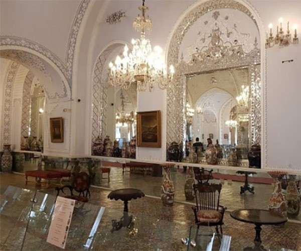 Golestan Palace: