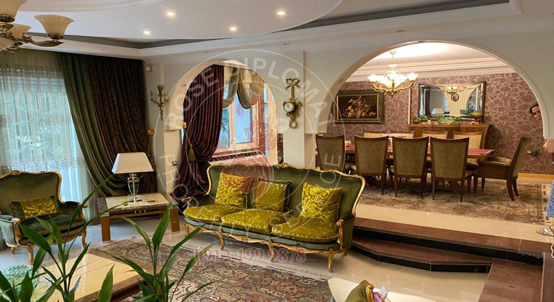 Rent Villa in farmaniyeh