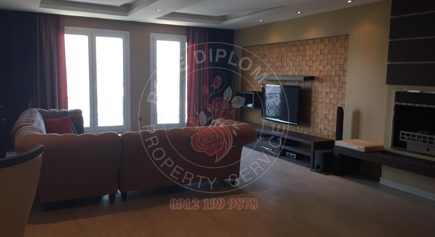 Rent Apartment in ajoodaniyeh